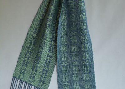 Noil Silk Woven Scarf (8)